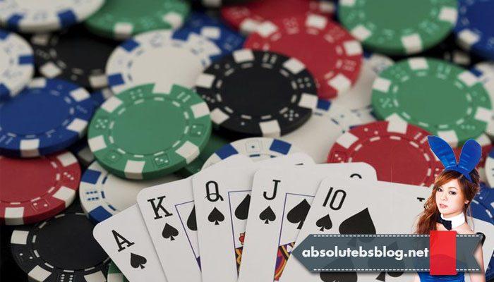 Dasar Dasar Bermain Poker