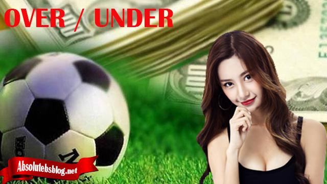 Over Under Dalam Permainan Judi Bola
