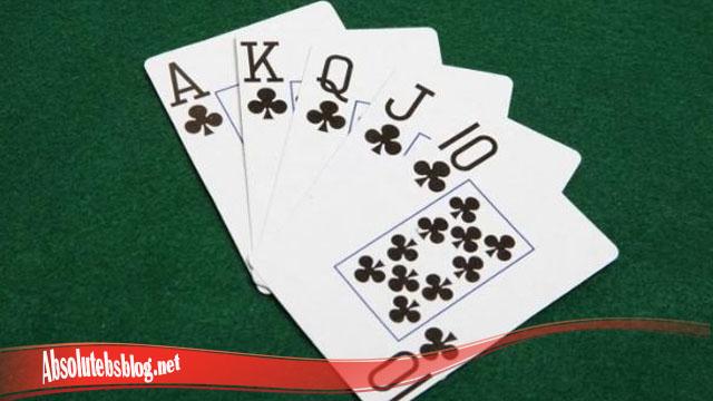 Tingkatan Nilai Dari Kartu Poker